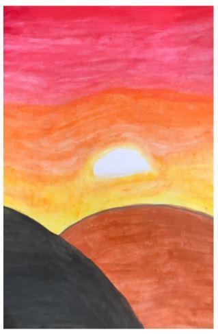 Ava's sunset