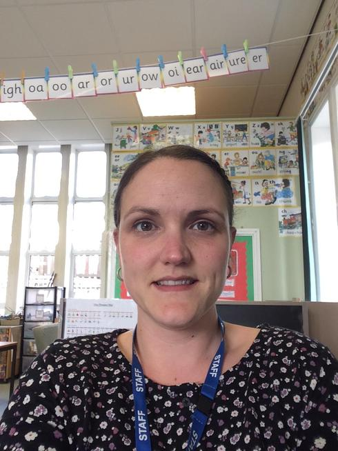 Miss Tucker- Teacher
