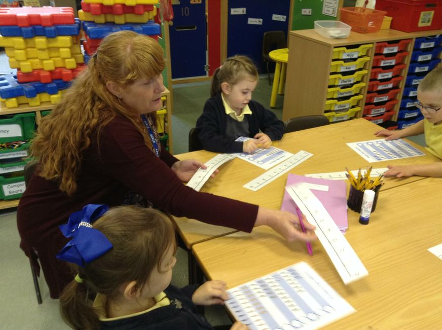 Sarah Hill (Teaching Assistant)