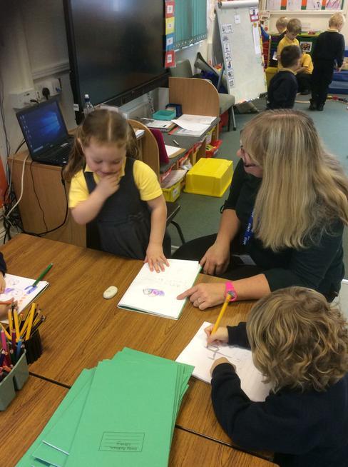 Di Clough (Teaching Assistant)