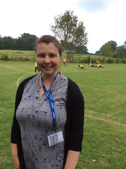 Mrs Newby- Teacher