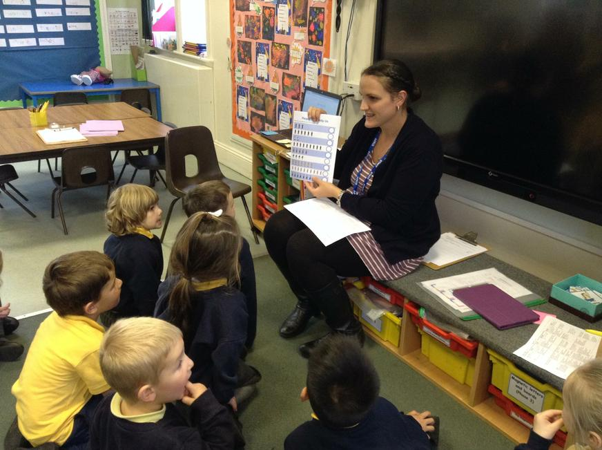 Miss Tucker (Teacher)