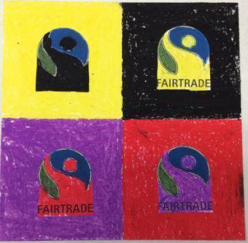 Lukas's Fair Trade Pop Art
