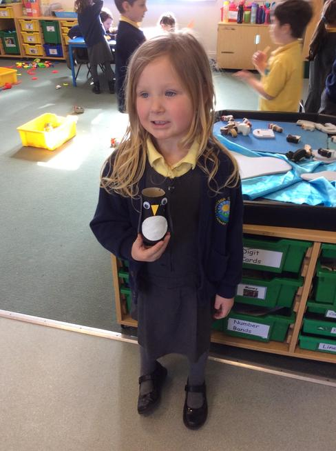Lost and found penguins