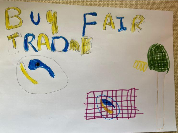 Promoting buying Fair Trade products