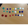 Creating arrays to show multiplication