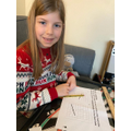 Maths fun in a Christmas jumper