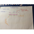 Partitioned subtraction using decomposition