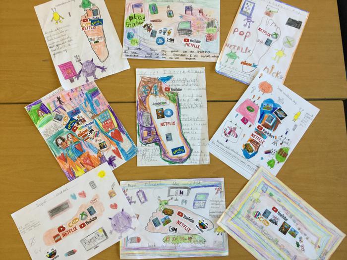 Fantastic Work about Digital Footprints