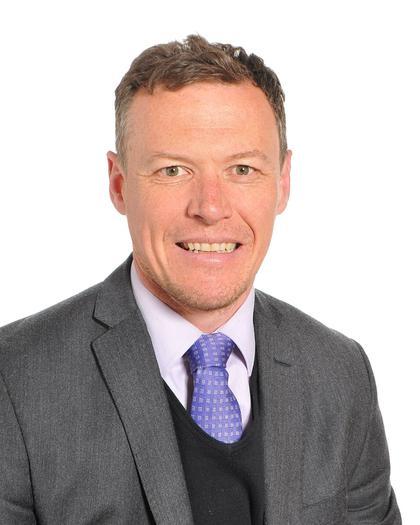 Mr J Tennant Headteacher
