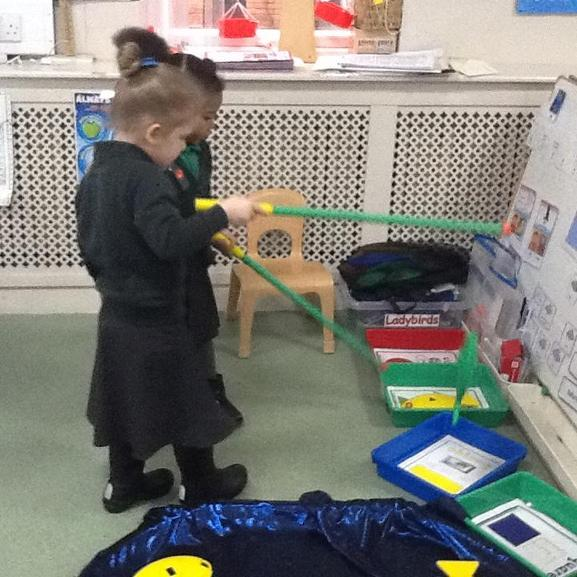 Catching, matching and sorting fish