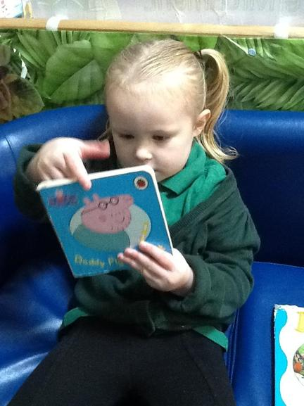 Freya 'This is Peppa'