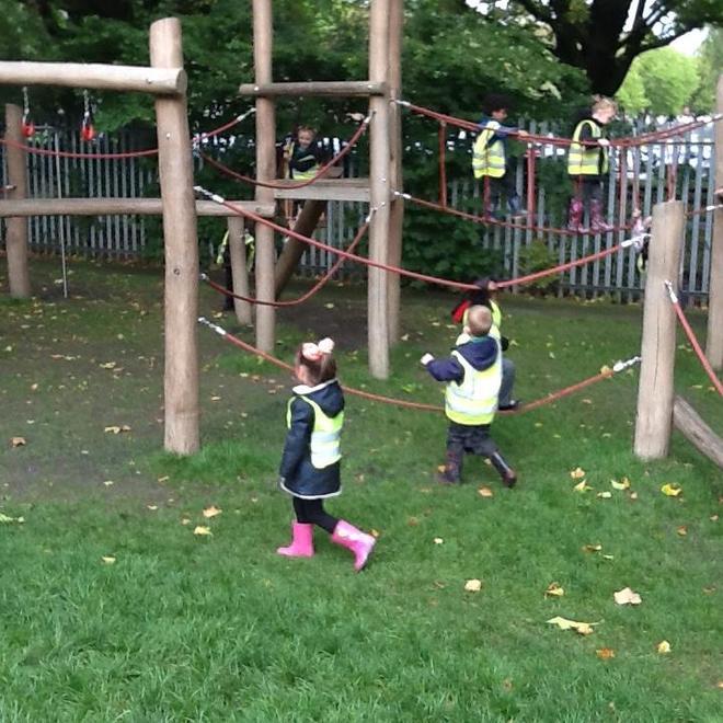 Fun in the Playground!