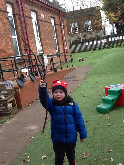 Mason 'I've got big sticks'