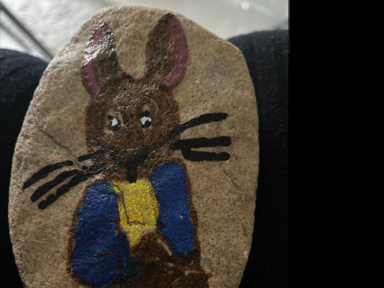 Lola's Peter Rabbit