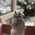 Khadeera's Snowman