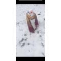 Amira's Snowman