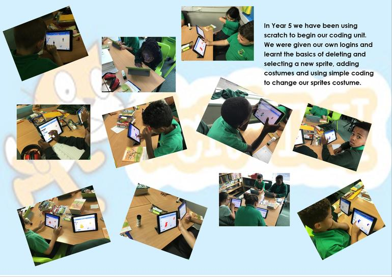 We have explored how to select and change sprites and backgrounds and how to add sounds.