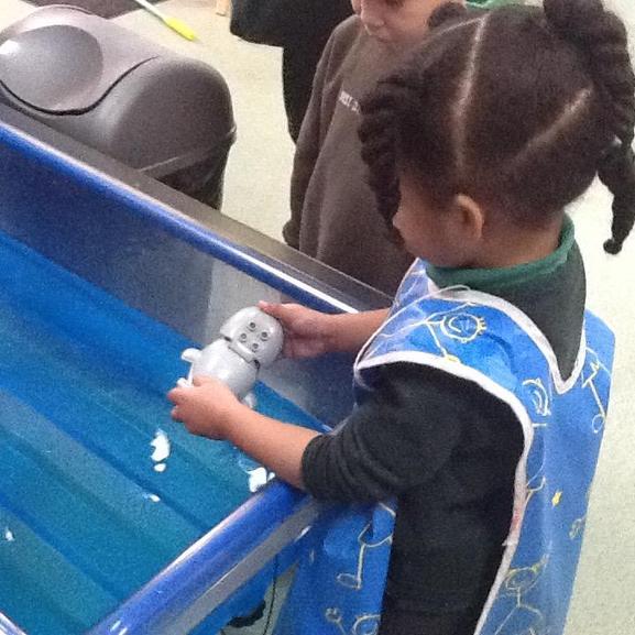 Exploring underwater animals