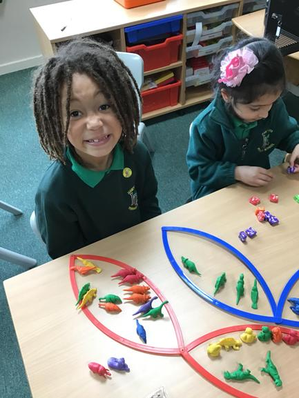Maths is fun in Y1!