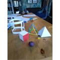 Luke's 3d shape selection