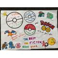 Vinnie's fantastic Pokemon Go poster