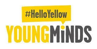 hello yellow logo young minds