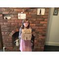 Chloe's Anglo Saxon House