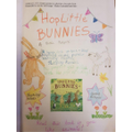 Blanka's beautiful book poster
