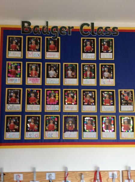 Badger Class 2020
