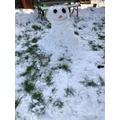 Carys' Snowman