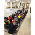 Children visited a Gurdwara to learn about Sikhism