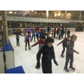 Year 5 Ice Skating