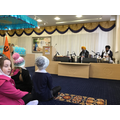 Chidlren learnt about the 5 K's of Sikhism