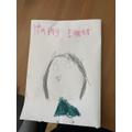 Ammarah's Easter card