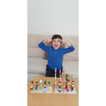Shahzad's number towers