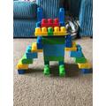 Inaya Sophia's super lego!