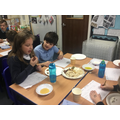 Greek Food Tasting