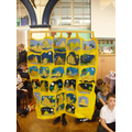 4M's felt making Egyptian landscapes