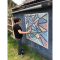 Zane the artist
