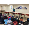 We were informed about the history of Sikhism