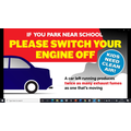 Local Authority - please switch off your engine