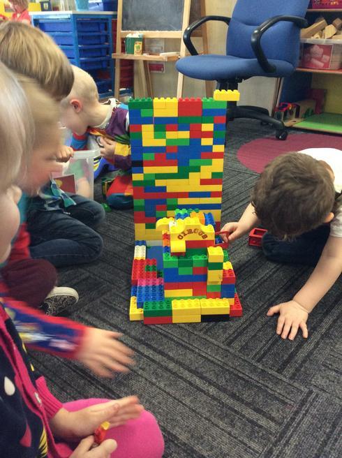 Elmer building!