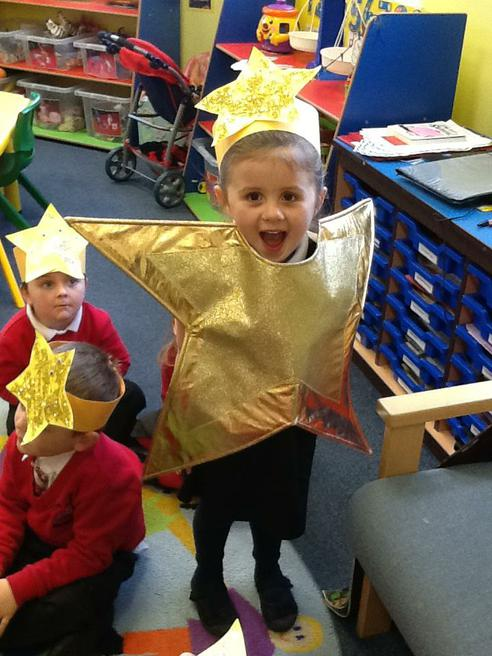 Our little star!