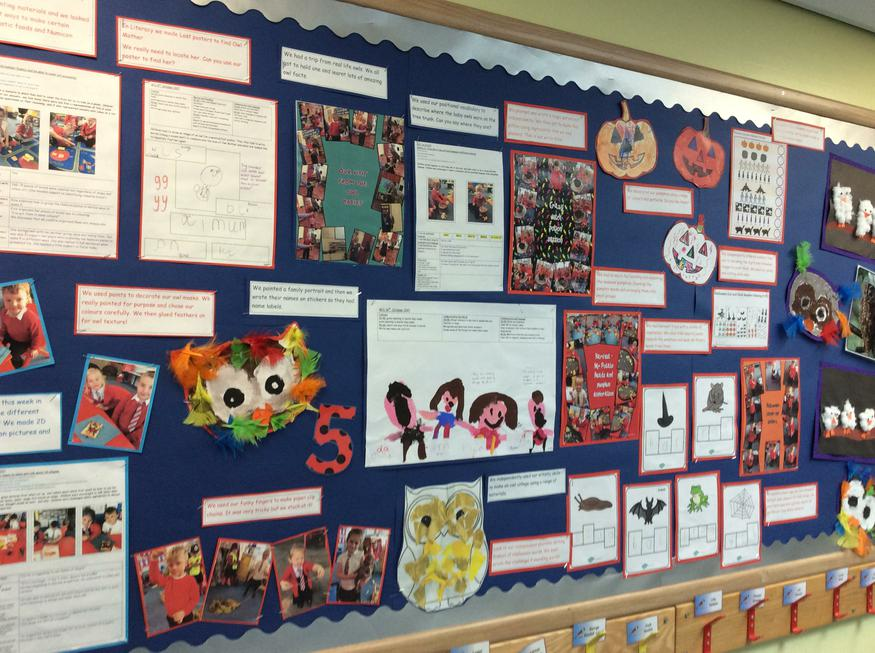 Our Learning journey of Owl Babies part 2