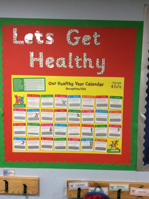 Lets Get Healthy!
