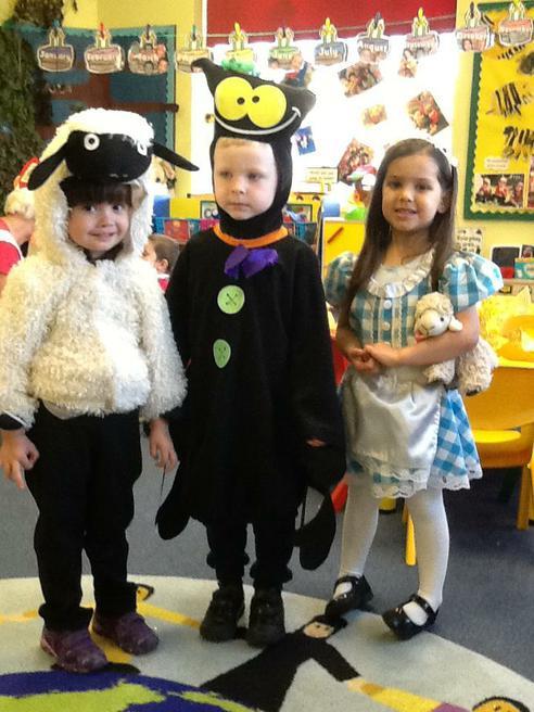Little Bo Peep, Incy Wincey, Baa Baa White Sheep