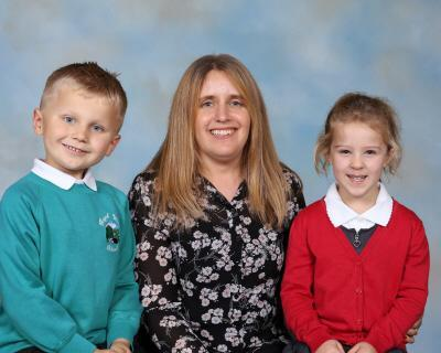 Mrs Dickenson TA Ash  Class