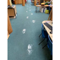 Who has been visiting our school?