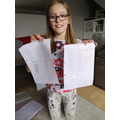 Emily has been really busy. Wonderful work Emily!
